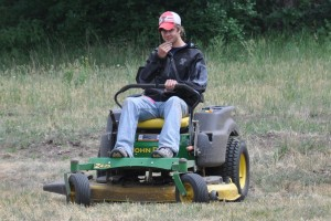 Grounds Assistant Application